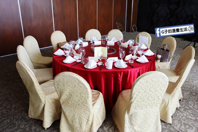 桃園婚宴試菜-南方莊園渡假飯店.比翼南方中式喜宴菜色
