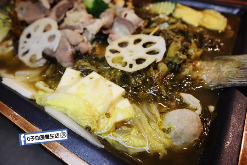 老白木燒烤.南京復興聚餐/麻辣烤魚.酸菜魚