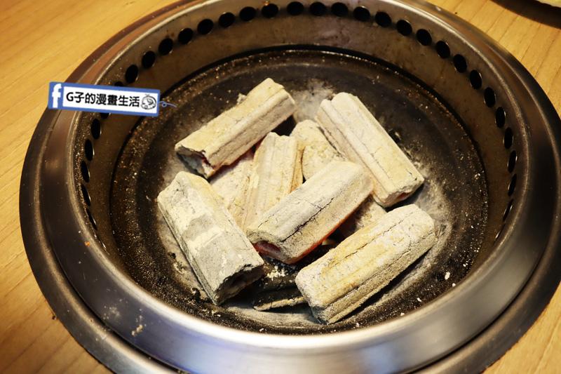 板橋燒烤吃到飽-燒肉殿.木炭燒烤