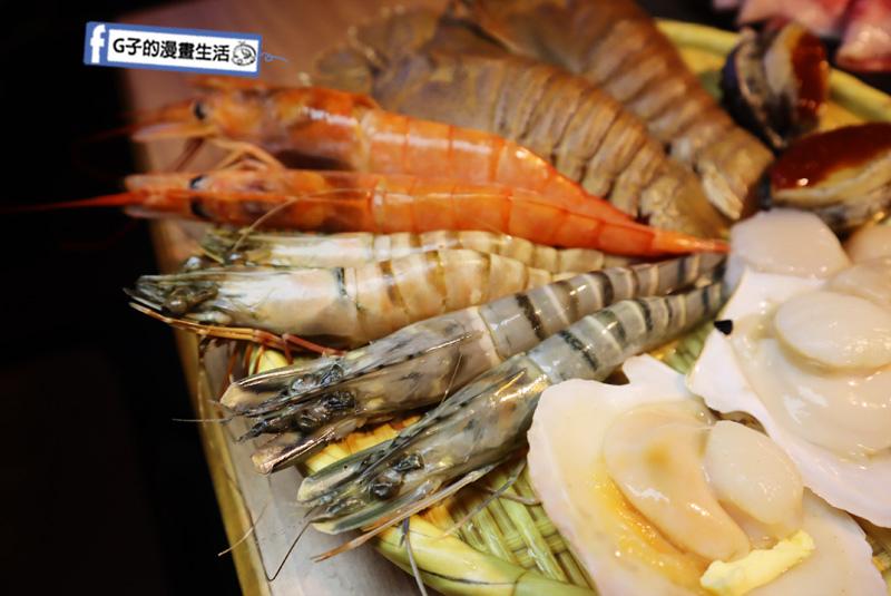 板橋燒烤吃到飽-燒肉殿.日本A5和牛.戰車龍蝦.生啤,499吃到飽
