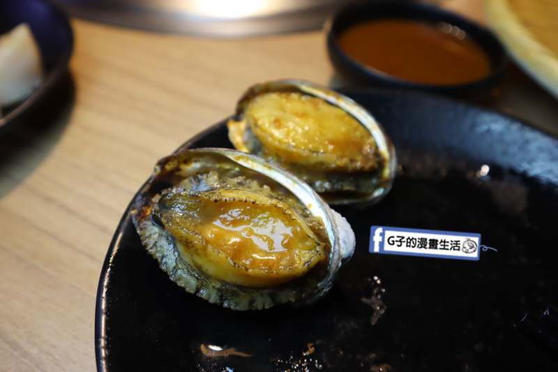 板橋燒烤吃到飽-燒肉殿.鮑魚.戰車龍蝦