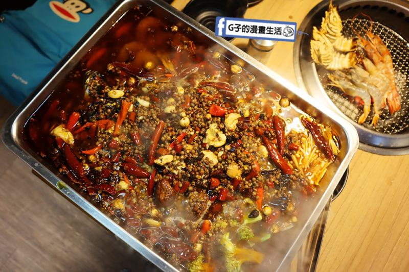 板橋燒烤吃到飽-燒肉殿.麻辣烤魚.火烤兩吃