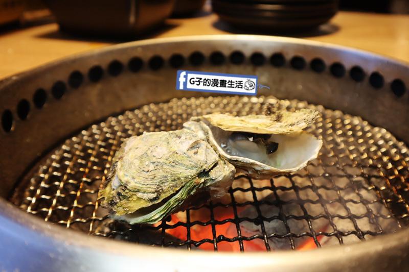 板橋燒烤吃到飽-燒肉殿.帶殼澎湖生蠔