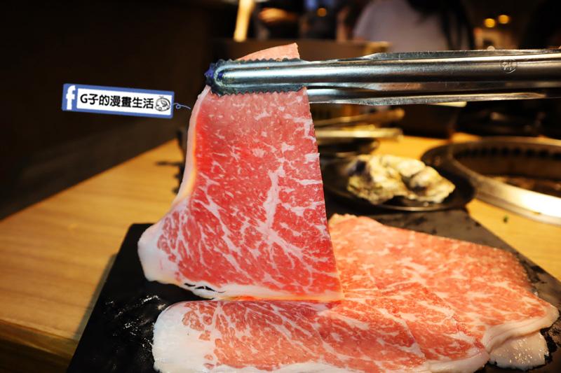 板橋燒烤吃到飽-燒肉殿.和牛沙朗