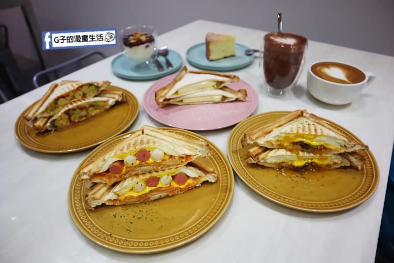 【中和熱壓吐司】皇后熱壓吐司專賣店.中和早午餐