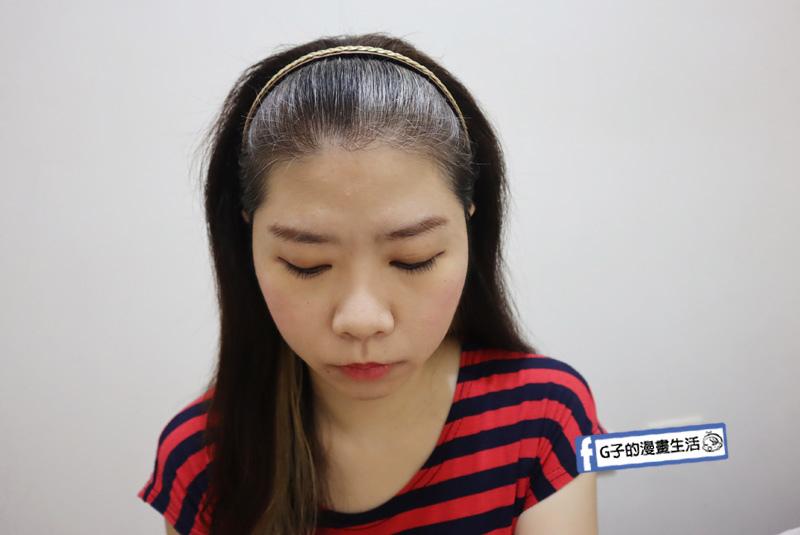 美吾髮 植優護髮補色刷.染白髮.白髮過渡期.染髮DIY