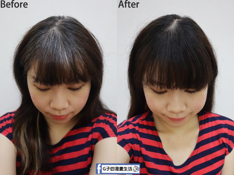 美吾髮 植優護髮補色刷.白髮過渡期.染髮DIY