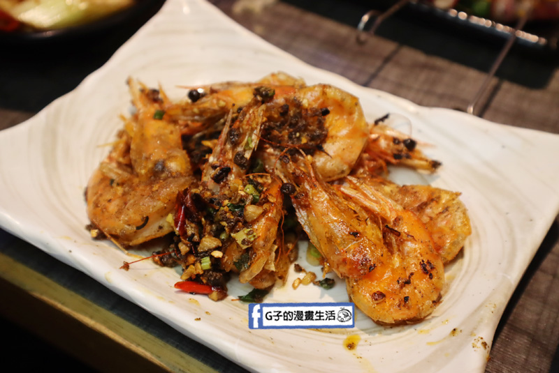 西門 串燒殿.串燒.居酒屋料理吃到飽.台北吃到飽.大嶼山鹹酥蝦