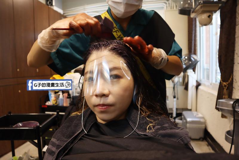 北車髮廊推薦-V秀造型髮藝-燙捲髮.溫碩燙.馬克老師.染燙髮.美髮.剪頭髮