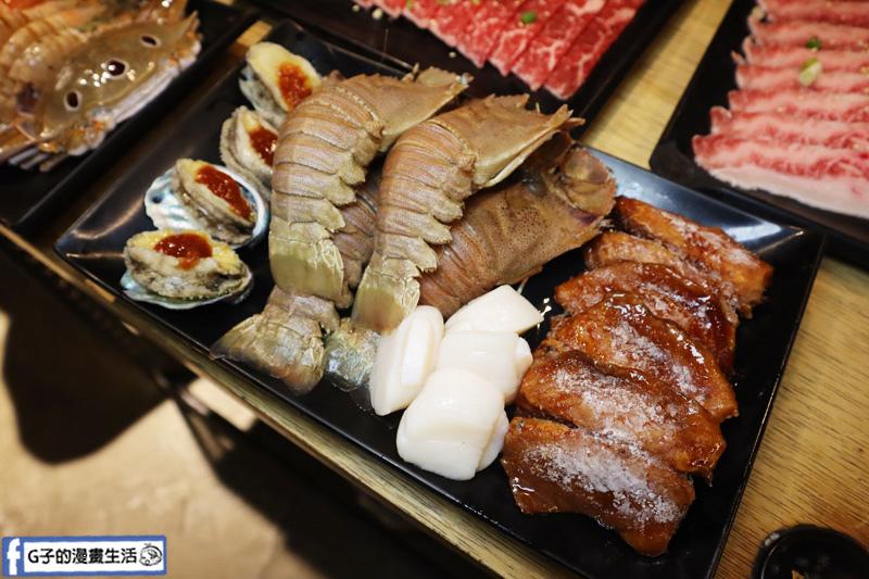 東區燒烤吃到飽.燒肉殿.戰車龍蝦