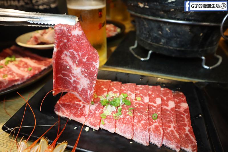東區燒烤吃到飽.燒肉殿.生啤無限暢飲.和牛沙朗