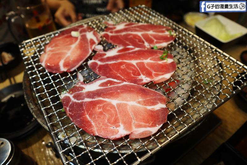 東區燒烤吃到飽.燒肉殿.生啤無限暢飲.梅花豬