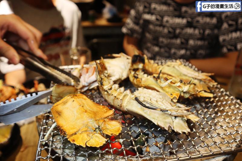 東區燒烤吃到飽.燒肉殿.熔岩龍蝦.戰車龍蝦