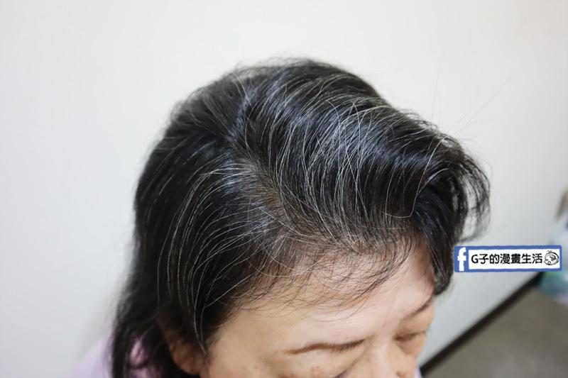 日本GREENNOTE 100%植物白髮專用增色烏黛粉