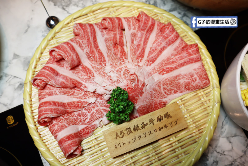 IMG_1574中山區火鍋-一品府御膳鍋物,台味火鍋.日本A5和牛雙人海陸餐.肋眼