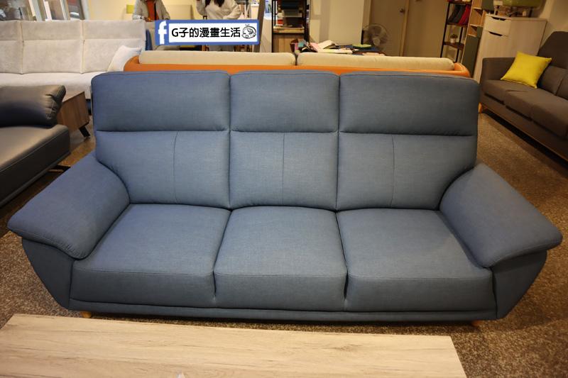 WF窩家具 沙發床墊.蘆洲平價家具店.貓爪皮沙發