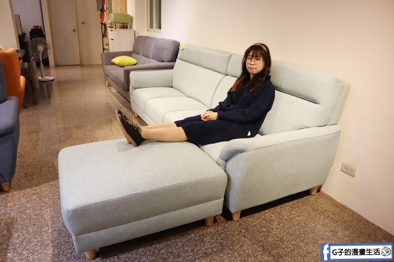 WF窩家具 沙發床墊.蘆洲平價家具店.貓爪布沙發.客製化訂製沙發