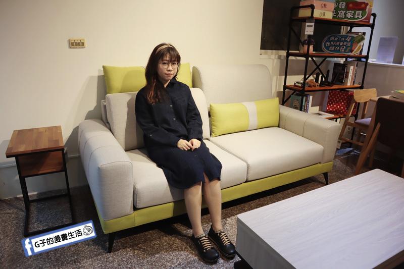 WF窩家具 沙發床墊.蘆洲平價家具店.客製化訂製沙發