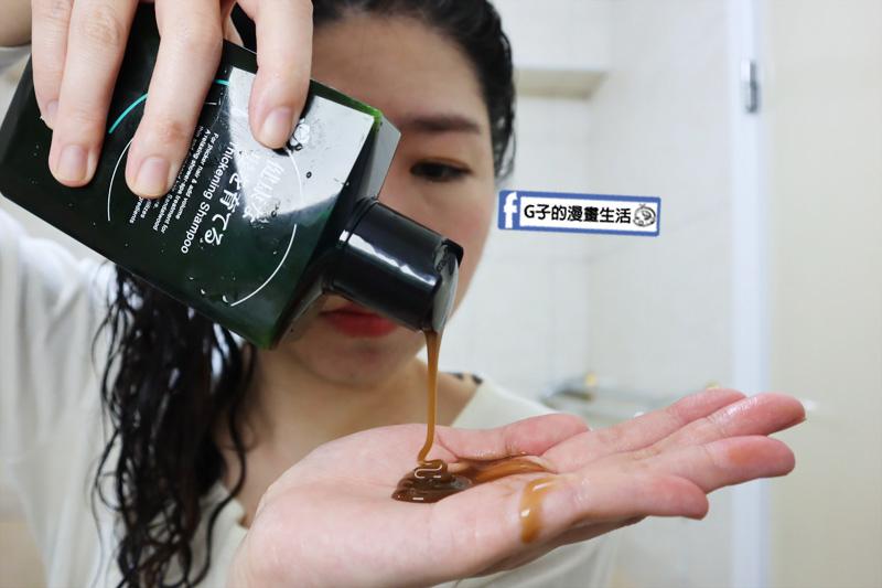 黑淬絲-漢方豐盈強健賦活洗髮精(舒心檀香).黑淬絲植萃賦活養髮液