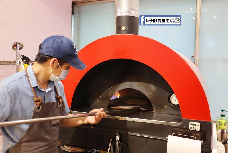 拍拍手披薩咖啡.【蘆洲 披薩 親子餐廳】.窯烤披薩