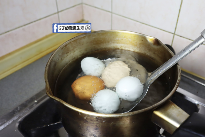 協興蛋業.台北萬華直興市場.溏心蛋