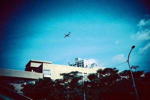 你飛過的天空