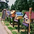 可愛的小木屋