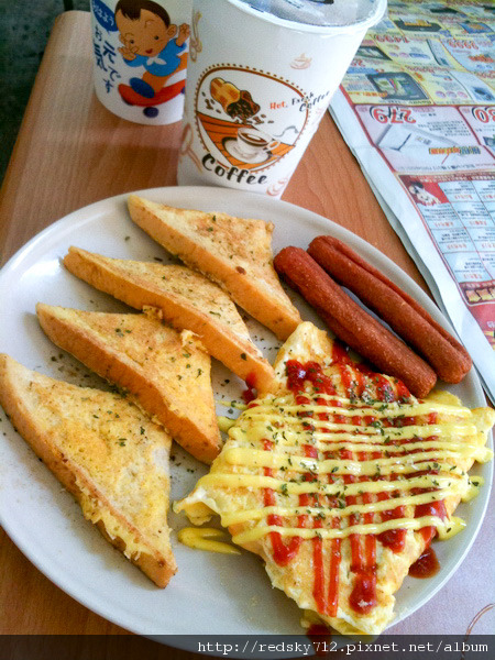 捷捷早餐店