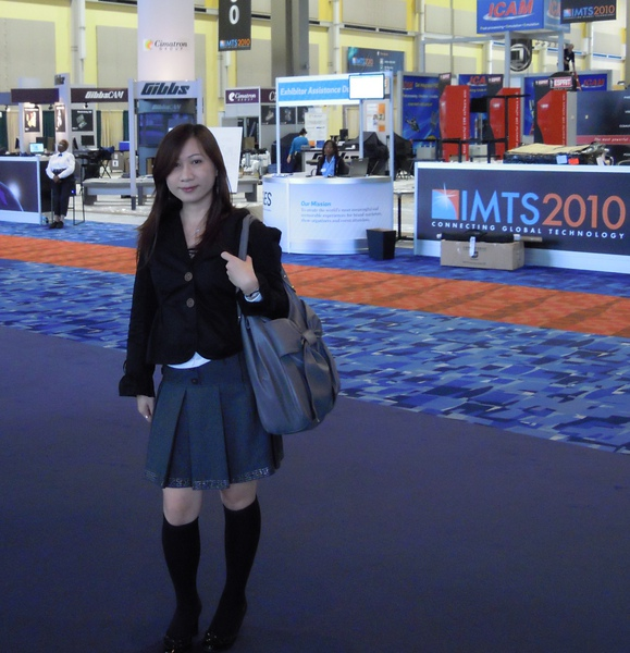 IMTS2010展前照