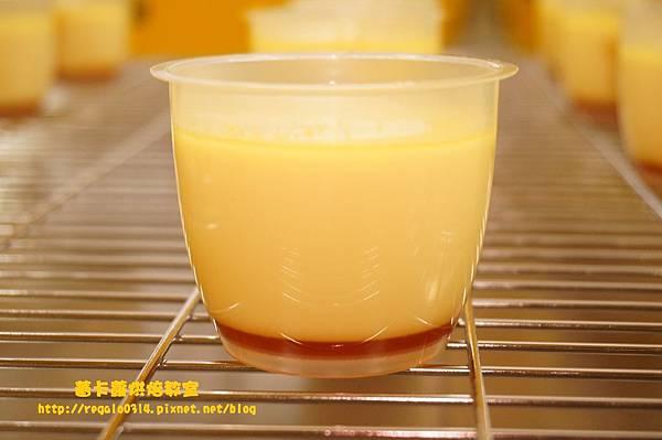 蒸烤雞蛋牛奶布丁