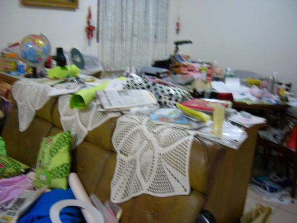 以下照片是準備複試期間的盛況