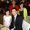 Dad, Joyce, me and Yap Jian Feng