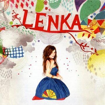 Lenka 专辑封面