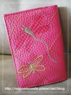 送給小妹的粉紅零錢包