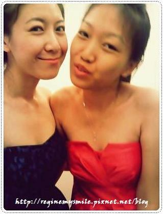 me and Charlene moment-5