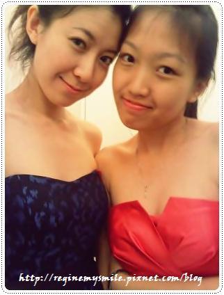 me and Charlene moment-4