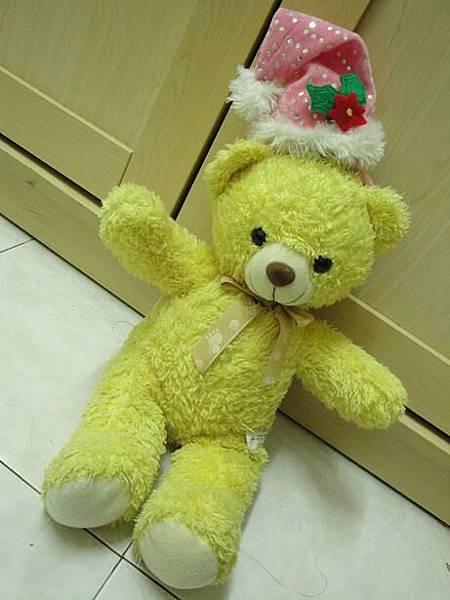 小黃熊說:聖誕節快樂