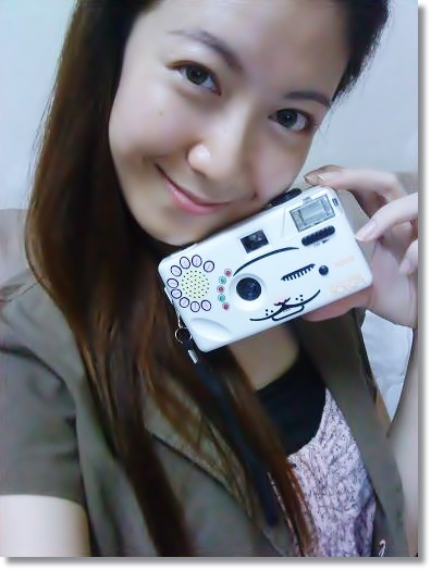SuperHeadz HOLGA K202 貓咪相機