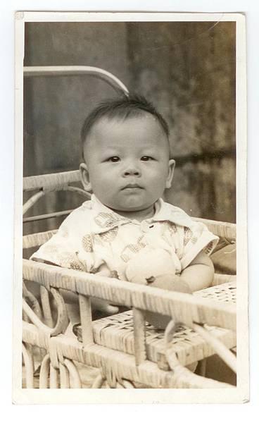 我滿週歲前照片 001
