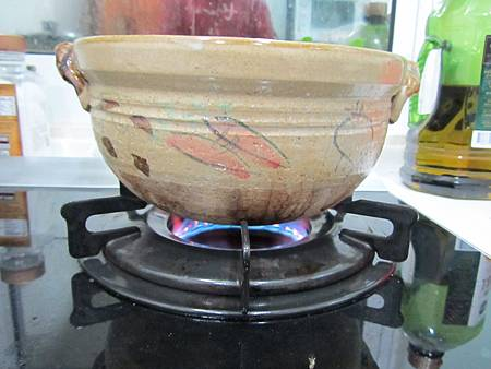 找只耐空燒的鍋