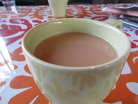 附餐飲料─巷子奶茶