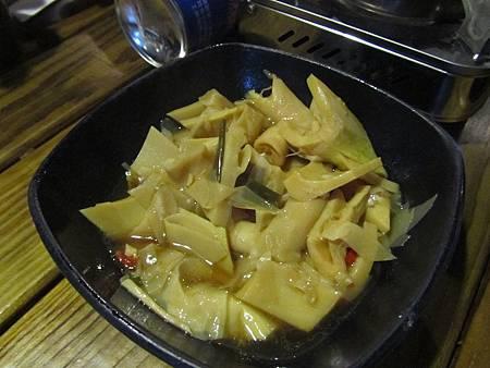 雞油燜桂筍