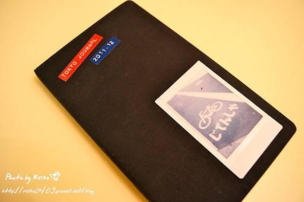 手寫紀錄旅行,我的東京旅遊日記本