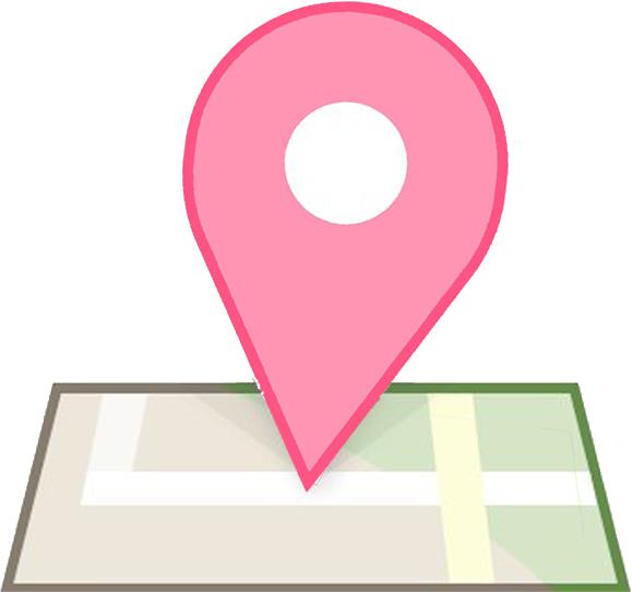 地圖打卡icon