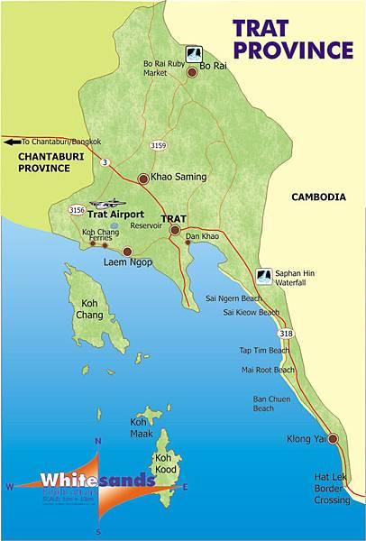 Trat-Province