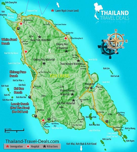 map-koh-chang