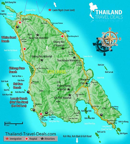 map-koh-chang