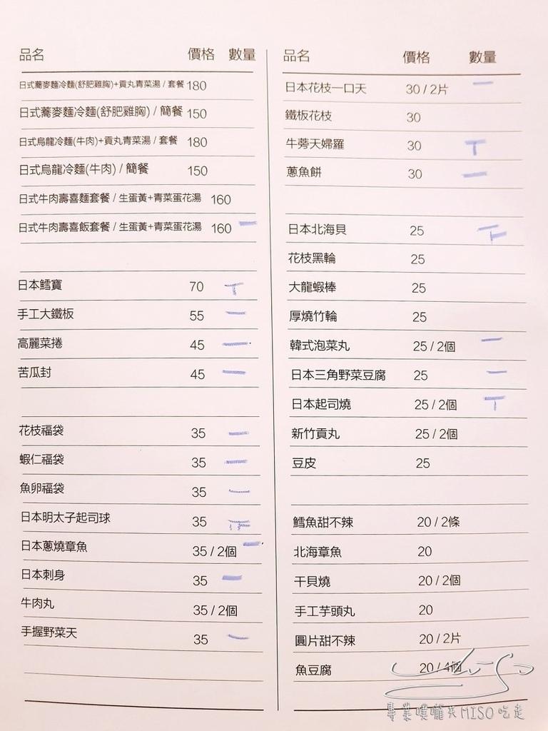 川島小米日式關東煮 七張站美食 專業噗嚨共MISO吃走 (4).jpg