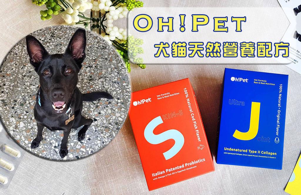 Oh!Pet 狗狗保養專家 大帥嚕嚕 專業噗嚨共MISO吃走 coverphoto.jpg