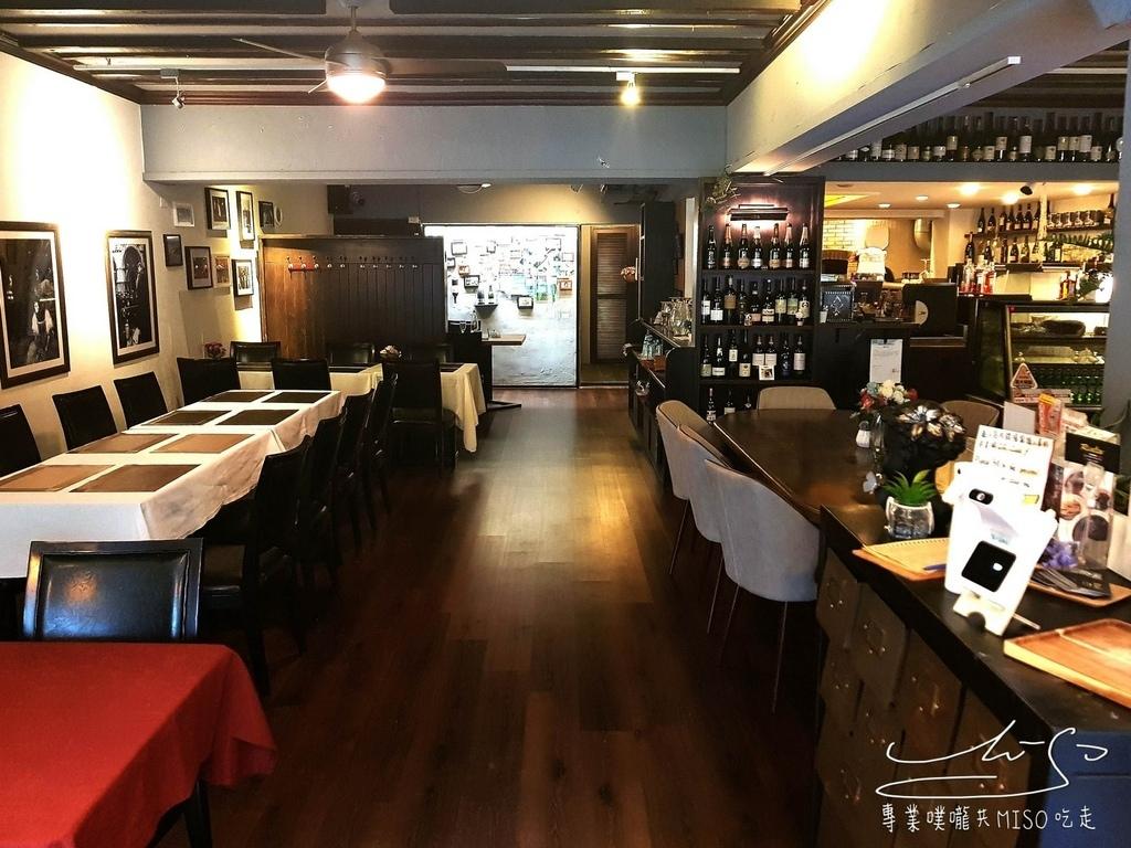 Osteria Rialto 雅朵義大利餐館 東區美食 專業噗嚨共MISO吃走 (22).jpg